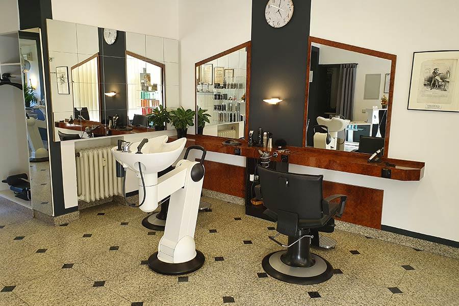 Salon Hembach von Innen